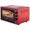 Мини-печь KRAFT KF-MO 3804 RKBL красная, купить за 4 180руб.