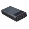 Аккумулятор универсальный KS-IS Power Bank KS-368 black, купить за 3 755руб.