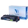 Картридж для принтера NV Print CF280X (черный), купить за 795руб.