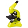 Микроскоп Levenhuk RAINBOW 50L PLUS лайм, купить за 10 515руб.