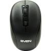 Мышка Sven RX-255W черная, купить за 260руб.