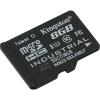 Карту памяти Kingston MicroSDHC 8Gb UHS-I U1, купить за 760руб.