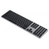 Клавиатура Satechi Aluminum Space серая, купить за 4 475руб.