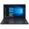 Ноутбук Lenovo ThinkPad E15-IML, черный, купить за 71 925руб.