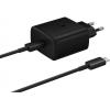 Зарядное устройство Samsung  EP-TA845XBEGRU черный, купить за 2215руб.