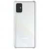 Чехол для смартфона Samsung для Samsung A71 WITS Premium Hard Case прозрачный, купить за 990руб.