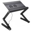 Подставка для ноутбука CROWN CMLS-100 черная, купить за 3 385руб.