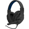 Наушники с микрофоном Hama uRage SoundZ 100 черные (00186007), купить за 1 595руб.
