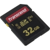 Карту памяти Transcend TS32GSDC700S 32Gb, Class 10, UHS-II U3, MLC, купить за 2320руб.