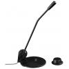Микрофон для пк Hama CS-461  черный, купить за 545руб.