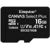 Карту памяти Kingston SDCS2/16GBSP 16Gb, Class 10 UHS-I, купить за 360руб.