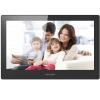 Видеодомофон Hikvision DS-KH8520-WTE1, черный, купить за 21 945руб.