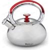 Чайник для плиты Kelli KL-4318 красный, купить за 1 505руб.