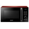 Микроволновую печь Samsung MG23H3115QR (23 л, гриль), красная, купить за 9440руб.