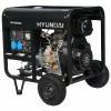 Электрогенератор Hyundai DHY 6000LE (дизельный), 5000 Вт, купить за 94 590руб.