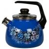Чайник для плиты СтальЭмаль 4с209я Вологодский сувенир 3,0л, купить за 1770руб.