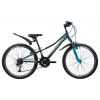 Велосипед Novatrack Valiant 24 (24SH18V.VALIANT.12BK9),  чёрный, купить за 10 870руб.