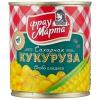 Продукт питания Кукуруза Фрау Марта сахарная 310 г, купить за 50руб.