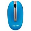 Мышь Lenovo Wireless Mouse N3903 голубая, купить за 1060руб.