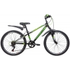 Велосипед NOVATRACK EXTREME 24SH6SV.EXTREME.12BK9 черный, купить за 13 060руб.