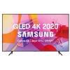 Телевизор Samsung QE50Q60TAU черный, купить за 47 210руб.
