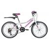 Велосипед Novatrack 20 ALICE (20SH6V.ALICE.WT9), белый, купить за 11 790руб.