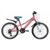 Велосипед Novatrack Valiant 20 20SH6V.VALIANT.CRL9, коралловый, купить за 12 380руб.