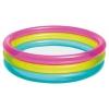 Бассейн надувной Intex Радуга  (57104) разноцветной, купить за 235руб.