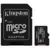 Карту памяти Kingston SDCS2/256GB CanvSelect Plus + adapter, купить за 2950руб.