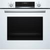 Духовой шкаф Bosch HBG517EW0R, белый, купить за 27 205руб.