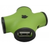 USB концентратор CH-100 Green, купить за 515руб.