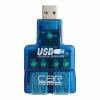 USB концентратор CH-125 Blue, купить за 500руб.