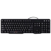 ���������� Oklick 160M Standard Keyboard Black USB, ������ �� 680 ���.