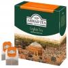 Чай Ahmad Tea, Ceylon Tea, пакетики с ярлычками в конвертах 100х2г, купить за 250руб.
