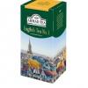 Ahmad Tea, English Tea No.1 (пакетики с ярлычками) 25х2г, купить за 105руб.