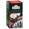 Ahmad Tea, English Breakfast, черный, 25 пакетиков, купить за 105руб.