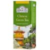 Ahmad Tea, Chinese Green Tea, пакетики с ярлычками  25х1,8г, купить за 60руб.