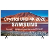 Телевизор Samsung UE75TU7100U, Темно-серый, купить за 76 985руб.