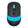 Мышка A4 Fstyler FG10, черно/синяя, купить за 580руб.