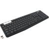 Клавиатура Logitech K375s ( 920-008184) темно-серая, купить за 2 285руб.