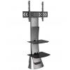 """Кронштейн Arm Media Triton-10 (32""""- 70"""", до 40 кг, наклон, поворот), светло-серый, купить за 9 840руб."""