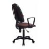 Компьютерное кресло Бюрократ CH-1300N/3C08, Престиж коричневое, купить за 3490руб.