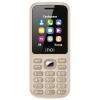 Сотовый телефон INOI 105, золотистый, купить за 960руб.