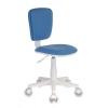 Компьютерное кресло Бюрократ CH-W204NX/26-24 голубой, купить за 3 270руб.