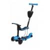 Трехколесный самокат VIP Toys MIDOU-H-6 синий, купить за 1 850руб.