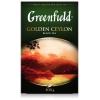 Greenfield Голден Цейлон чёрный 200 г, купить за 240руб.
