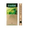 Чай Greenfield Green Melissa 25 пакетиков, купить за 75руб.