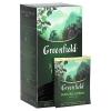 Чай зеленый в пакетиках Greenfield Jasmine Dream (25 штук), купить за 75руб.