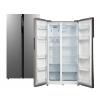 Холодильник Бирюса SBS 587 I серебристый, купить за 40 439руб.