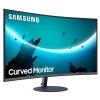 Монитор Samsung C32T550FDI темно-серый, купить за 19 240руб.